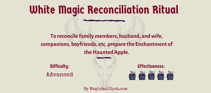 Enchantment of the Haunted Apple