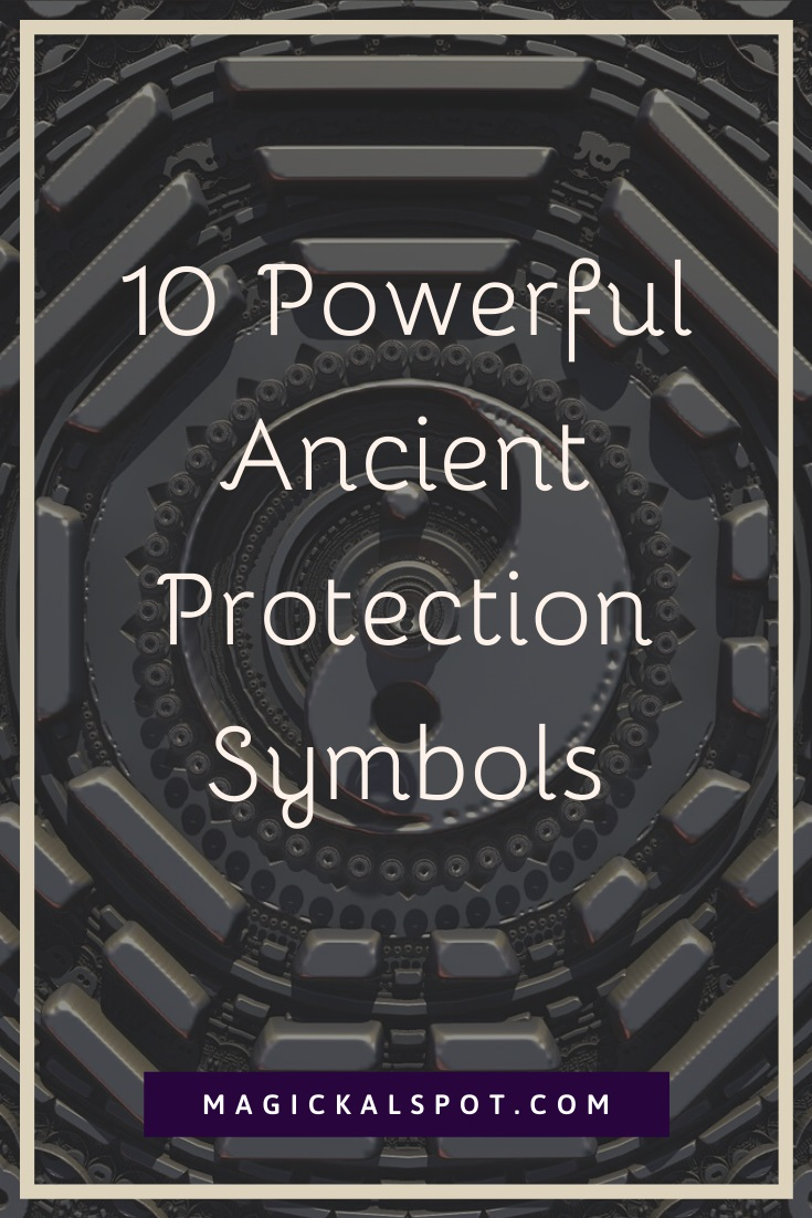 10 Powerful Ancient Protection Symbols by MagickalSpot