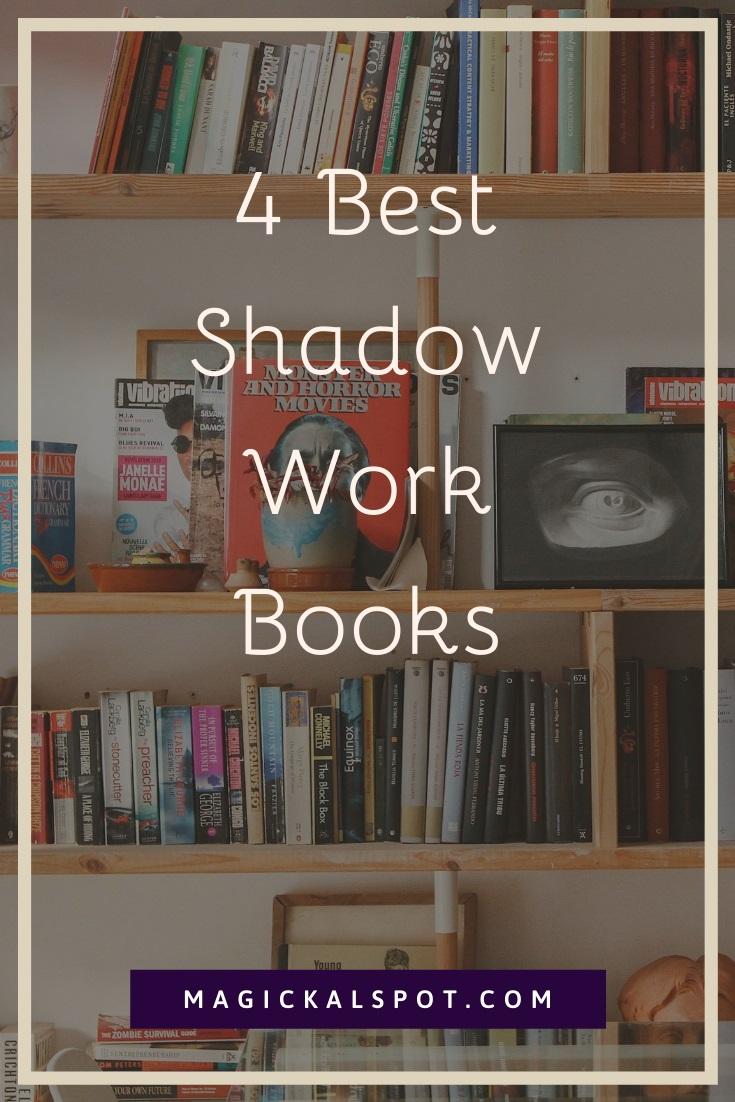 4 Best Shadow Work Books by Magickal Spot