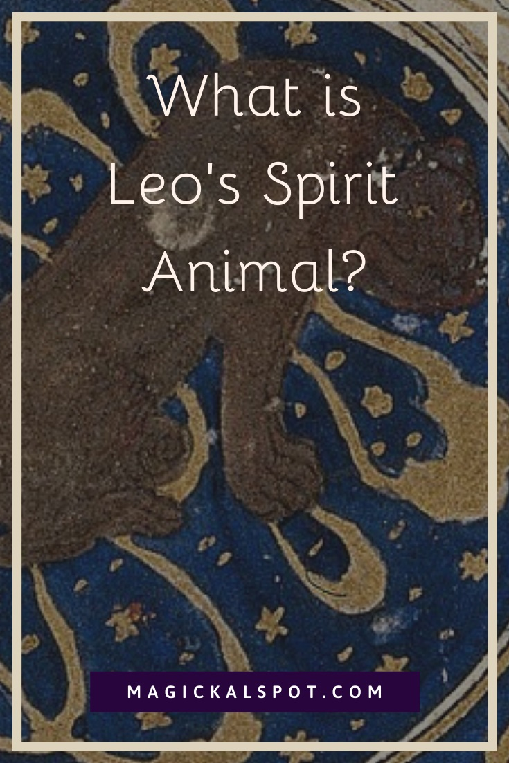 What is Leo Spirit Animal by MagickalSpot