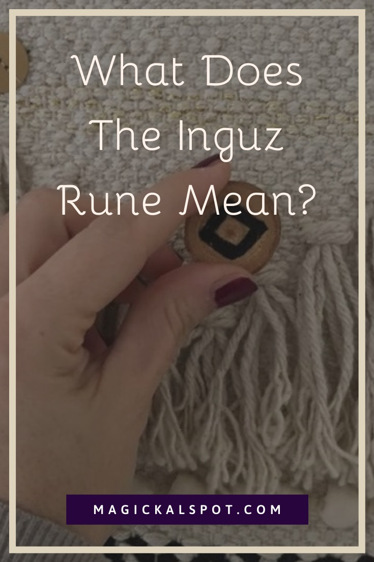 What Does The Inguz Rune Mean by MagickalSpot