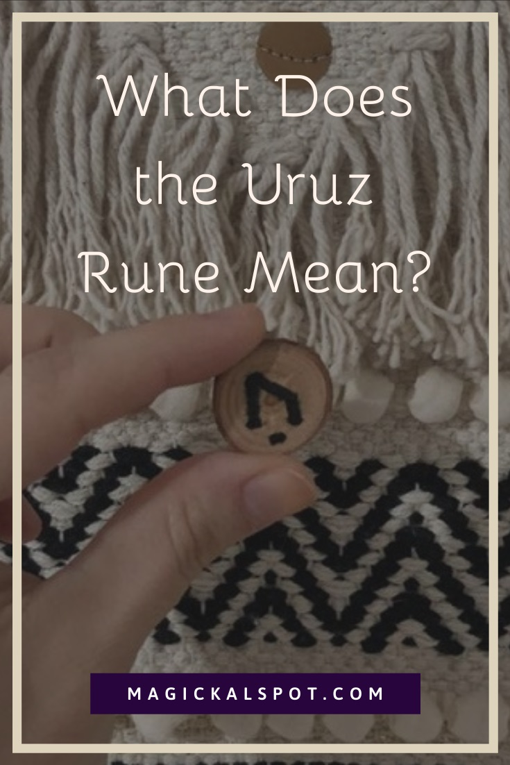 What Does the Uruz Rune Mean by MagickalSpot