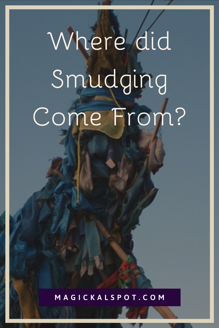 Where did Smudging Come From by MagickalSpot