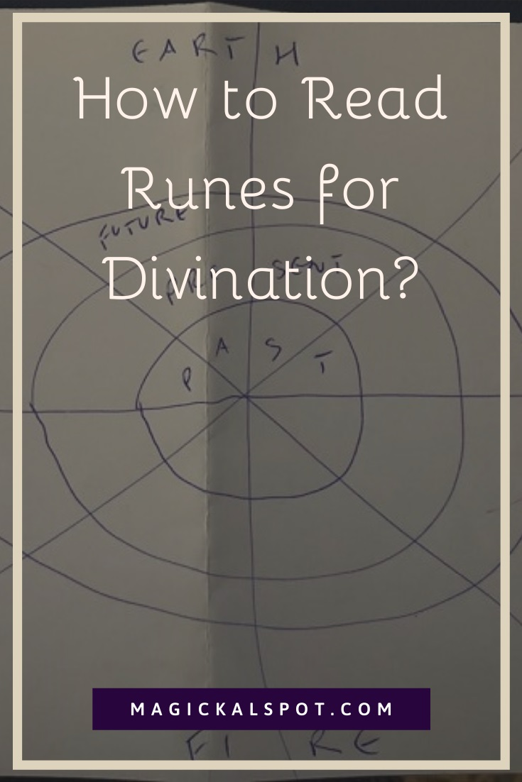 How to Read Runes for Divination by MagickalSpot