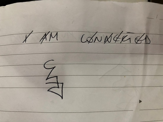 I AM CONNECTED sigil