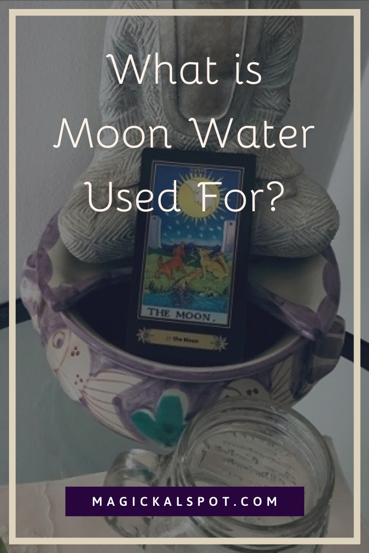 What is Moon Water Used For by MagickalSpot