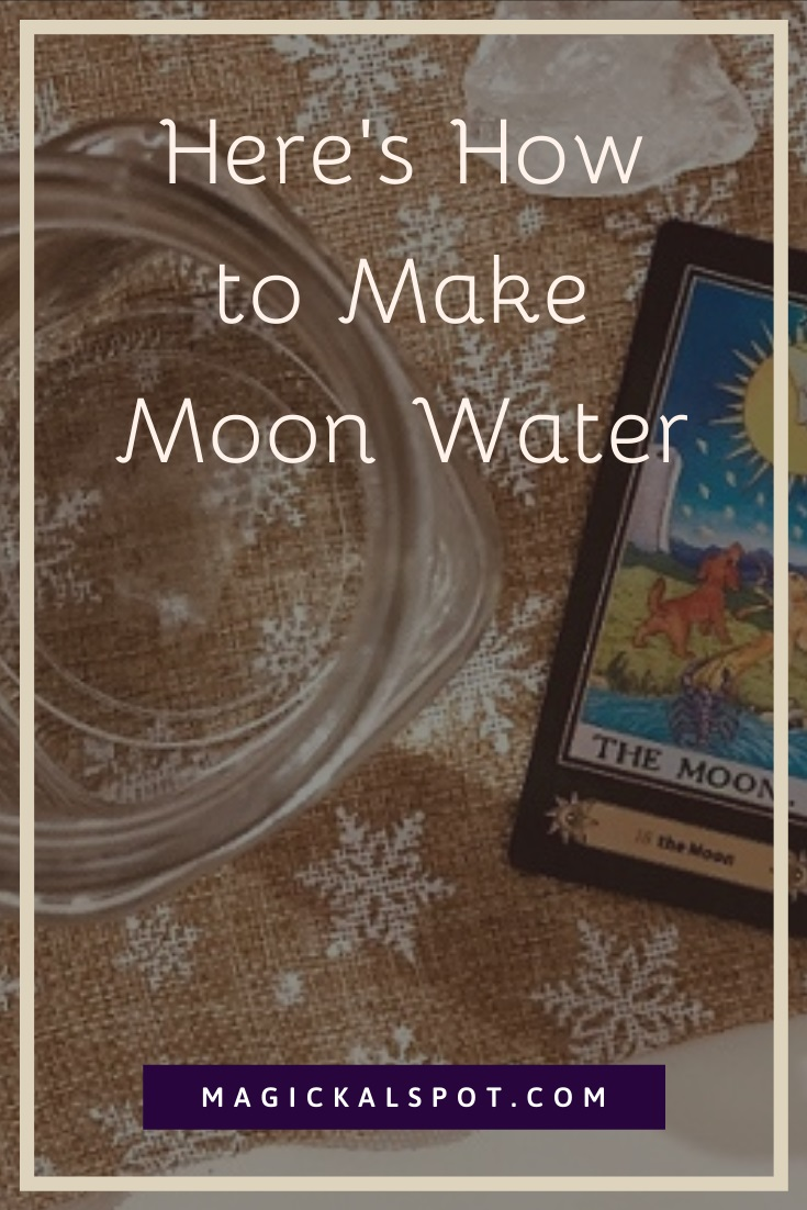 Here's How to Make Moon Water by MagickalSpot