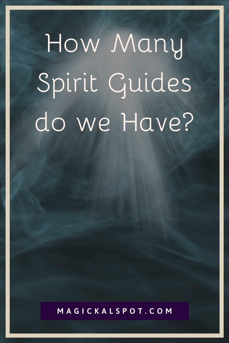 How Many Spirit Guides do we Have by MagickalSpot