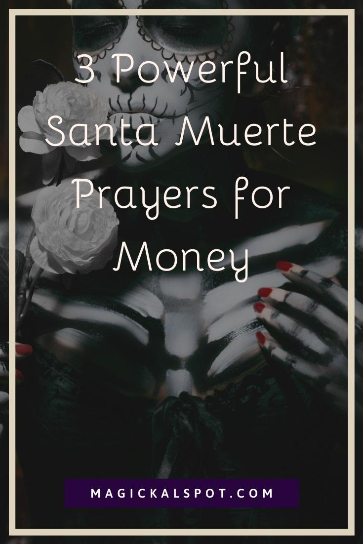 Powerful Santa Muerte Prayers for Money by MagickalSpot