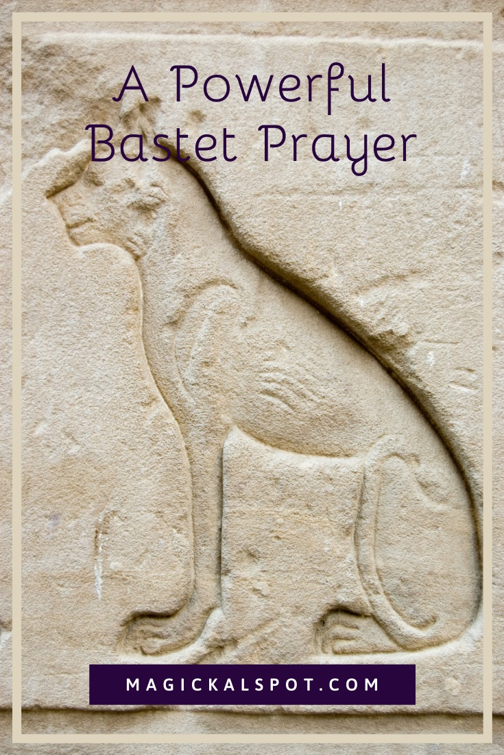 A Powerful Bastet Prayer by MagickalSpot