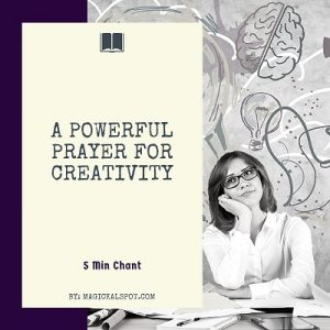 A Powerful Prayer for Creativity featured