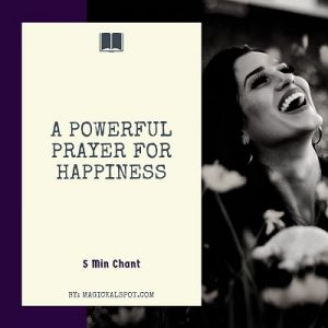 A Powerful Prayer for Happiness featured