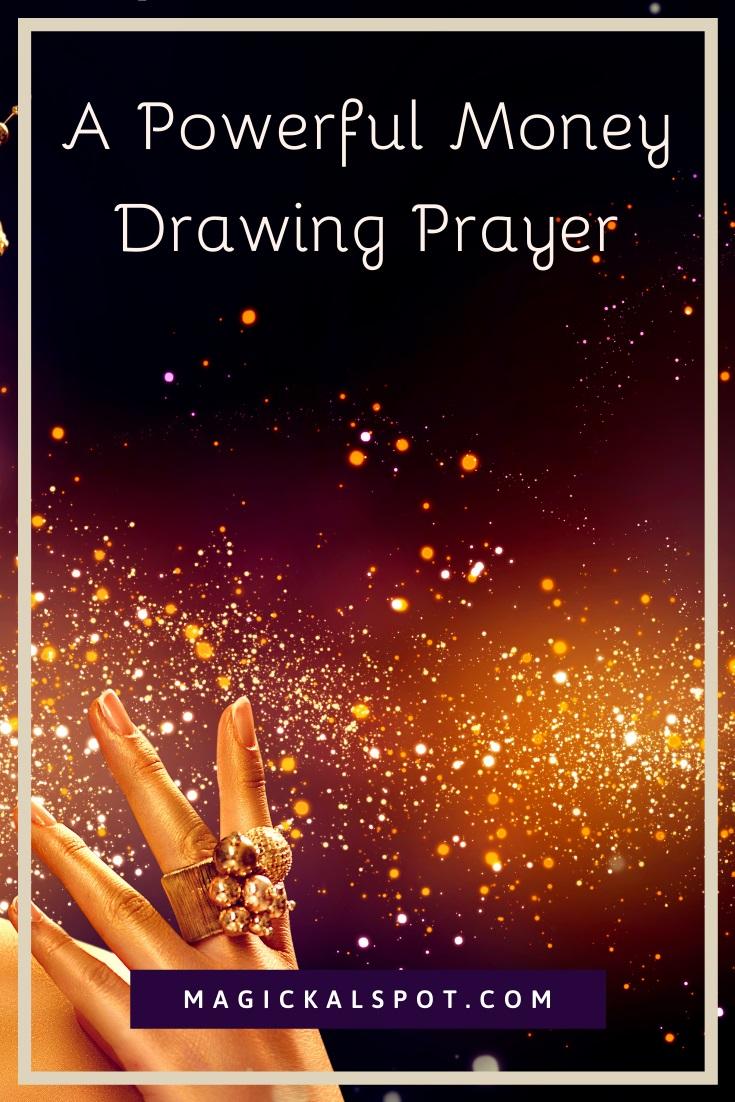 a Powerful Money Drawing Prayer by MagickalSpot