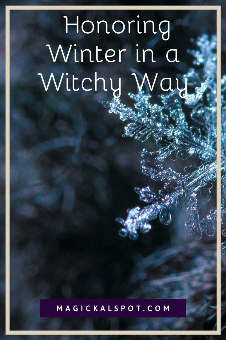 Here's How to Honor Winter by Magickal Spot