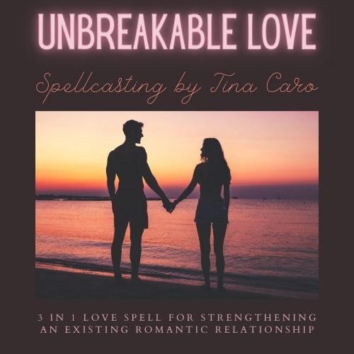 Unbreakable Love Spell Casting banner 1