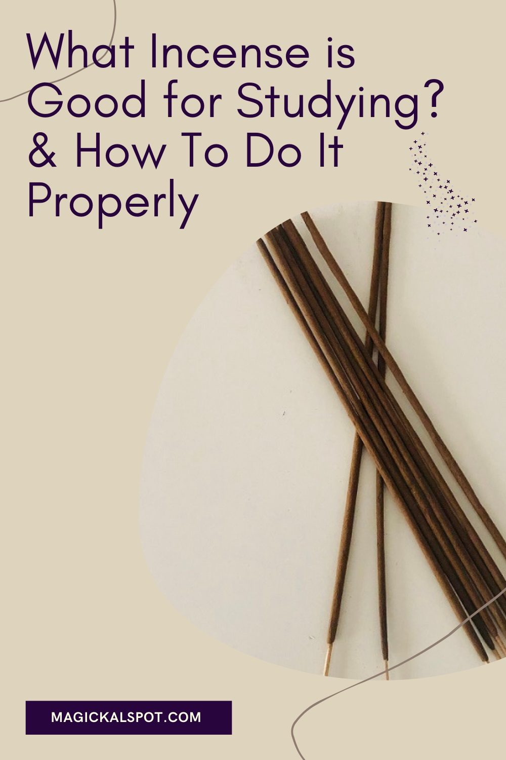What Incense is Good for Studying by magickal spot