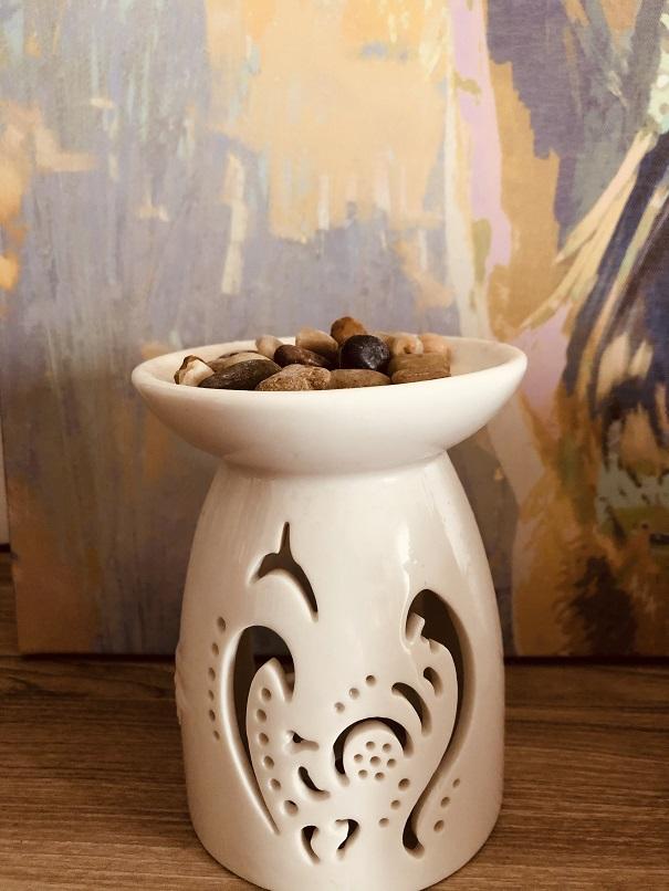 incense for healing by Tina Caro