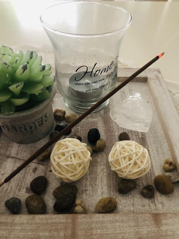 incense use at home by Tina Caro Magickal Spot
