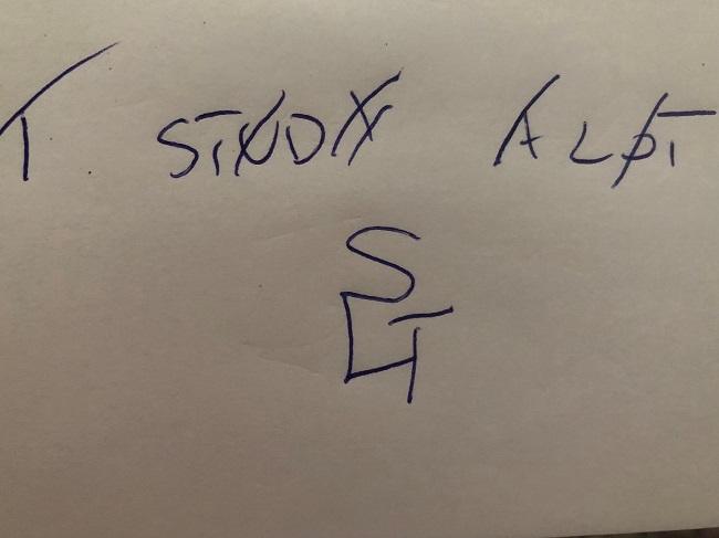 i study a lot sigil by magickal spot